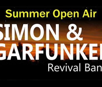 Summer-Open-Air, Simon & Garfunkel Revival Band, 14.-16.06.19