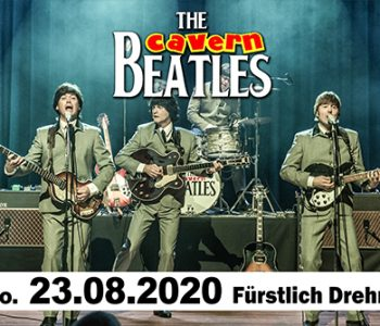 The Cavern Beatles – OPEN AIR 2020